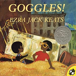 Goggles! Audiobook