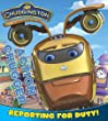 Chuggington Board Book Action Chugger