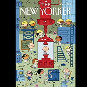 The New Yorker, January 4, 2010 (Nick Paumgarten, Adam Gopnik, Rebecca Mead) | [The New Yorker]