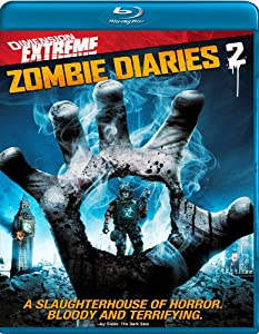 Zombie Diaries 2 [Blu-ray] [Import]
