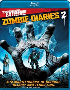 Zombie Diaries 2 [Blu-ray] [Import]