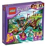 LEGO Friends 41121: Adventure Camp Ra...