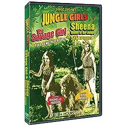 Jungle Girls 2-Disc Set