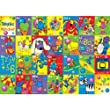 Ravensburger Puzzle 28 Pieces Tweenies Giant Alphabet Floor Puzzle