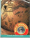 img - for PEOPLE IN TIME AND PLACE WORLD GEOGRAPHY book / textbook / text book