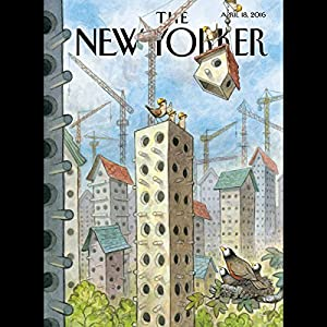 The New Yorker, April 18, 2016 (Ben Taub, Elizabeth Kolbert, Hua Hsu) Periodical