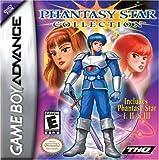 echange, troc Phantasy star collection