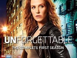 Unforgettable - Staffel 1