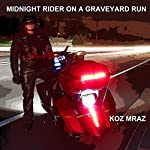 Midnight Rider on a Graveyard Run | Gary Mraz