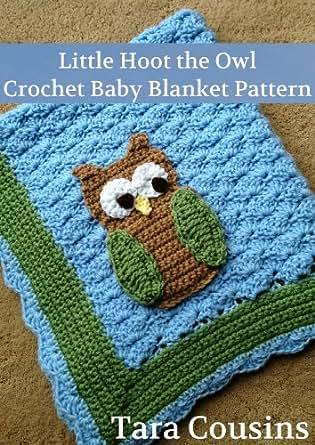 Amazon.com: Little Hoot the Owl Baby Blanket Pattern eBook