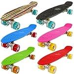 FunTomia� Mini-Board 57cm Skateboard...