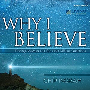 Why I Believe Lecture