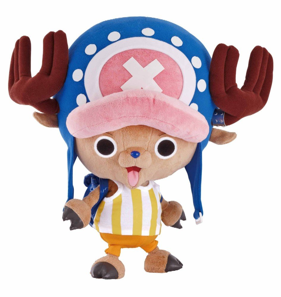 One Piece Stofftiere