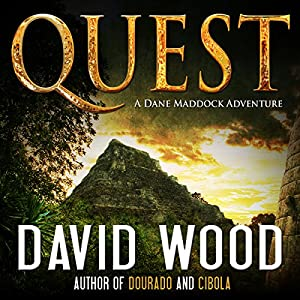Quest: A Dane Maddock Adventure Audiobook