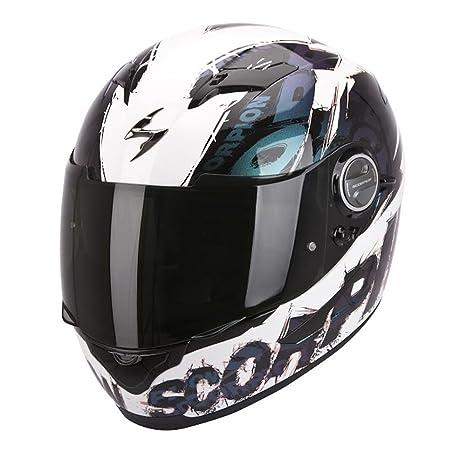 Scorpion eXO - 500 casque intégral aIR sec blanc/motif caméléon