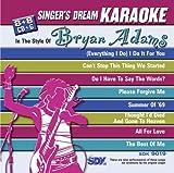 echange, troc Karaoke - Bryan Adams Karaoke