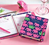 Lilly Pulitzer 2015 12 Month Agenda, Tusk In Sun