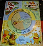 img - for Disney's Winnie the Pooh CD Storybook (Includes 4 Stories and 8 Rhymes) book / textbook / text book