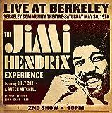 Jimi Hendrix Experience Live at Berkeley (Vinyl)