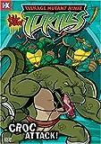 echange, troc Teenage Mutant Ninja Turtles 12: Croc Attack [Import USA Zone 1]