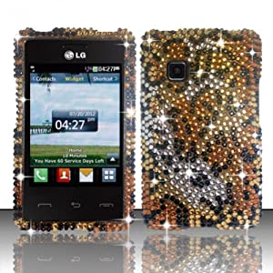 TracFone LG 840G Phone Case