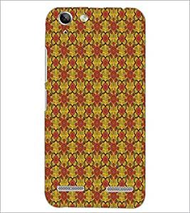 PrintDhaba Pattern D-5141 Back Case Cover for LENOVO VIBE K5 PLUS (Multi-Coloured)
