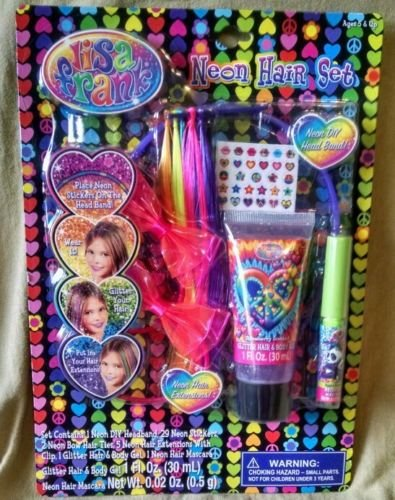 Neon Hair Set - 1