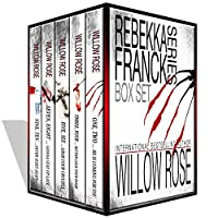 Rebekka Franck Series Box Set Vol 1-5 by Willow Rose ebook deal