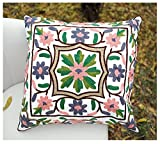 Secret Life(TM) Cotton Cushion Cover Toss Pillow Case Home Essential 18