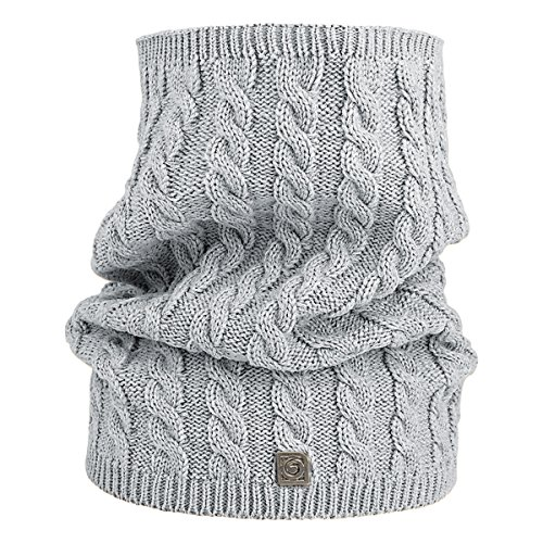 Brekka, Cappello Donna Be Warmer, Grigio (Light Grey), Taglia unica