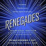 Renegades | Marissa Meyer