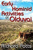 img - for Early Hominid Activities at Olduvai (Foundations of Human Behaviour) book / textbook / text book