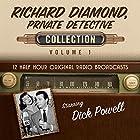 Richard Diamond, Private Detective, Collection 1 Radio/TV von  Black Eye Entertainment Gesprochen von:  full cast