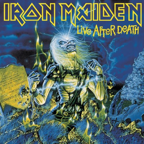 Iron Maiden - Live After Death (disc 2) - Zortam Music