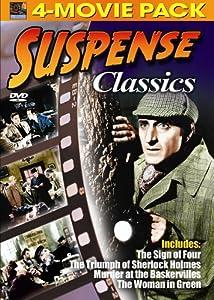 Suspense Classics: 4 Movie Pac