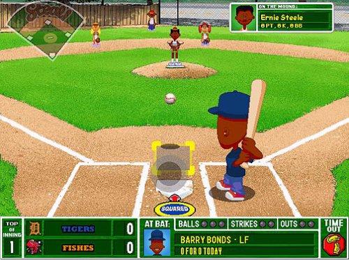 backyard baseball 2003 by atari