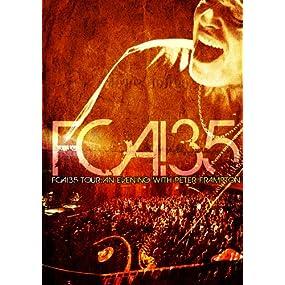 フランプトン・カムズ・アライヴ! 35周年記念~完全再現ライヴ・アンド・モア【DVD/日本語字幕付】