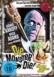 Die, Monster, Die! (Horror Cult, Uncut)