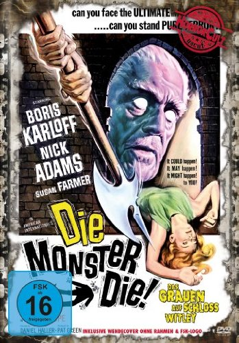 Die, Monster, Die! (Horror Cult, Uncut)