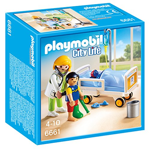 Playmobil 6661 - Ambulatorio Pediatrico