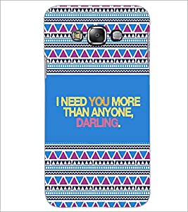 PrintDhaba Quote D-4667 Back Case Cover for SAMSUNG GALAXY A8 (Multi-Coloured)