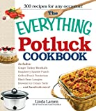 img - for The Everything Potluck Cookbook (Everything ) book / textbook / text book