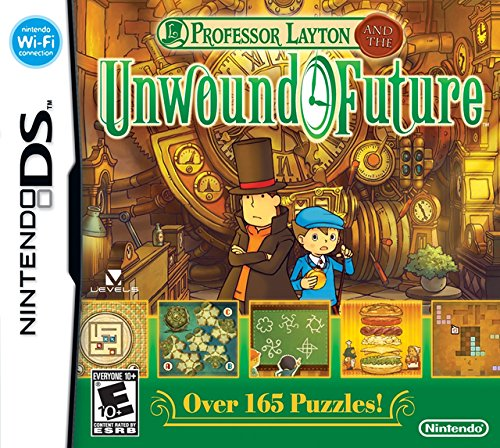 Professor Layton and the Unwound Future - Nintendo DS (Diabolical Box compare prices)