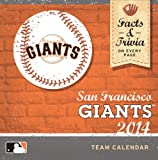 Turner Perfect Timing San Francisco Giants 2014 Box Calendar (8051190)