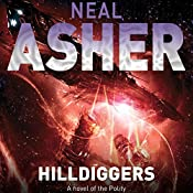 Hilldiggers: A Novel of the Polity | [Neal Asher]