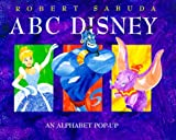 ABC Disney: An Alphabet Pop-Up