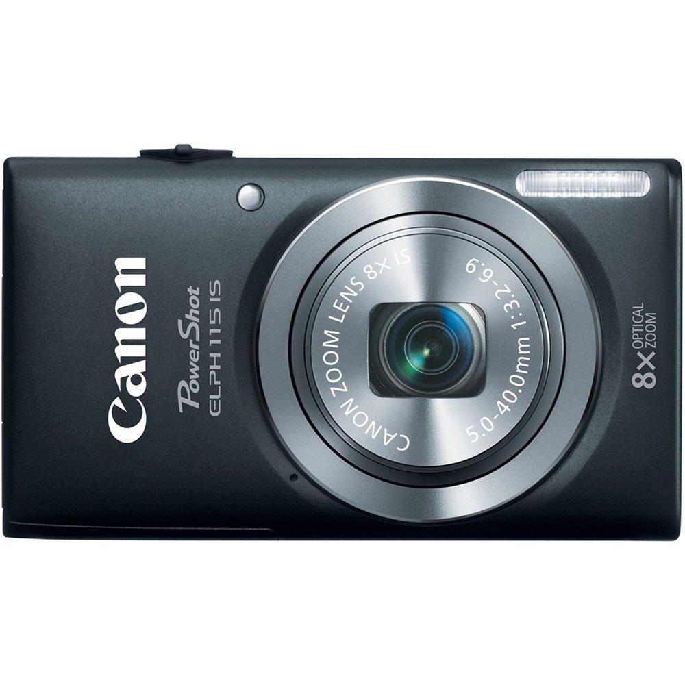 Canon PowerShot ELPH 170 IS (Azul) Cámara - Foto