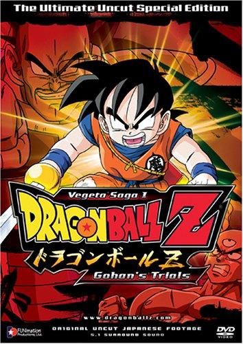Dragon Ball Z: Vegeta Saga 1 - Gohan's Trials ( Vol. 4 )