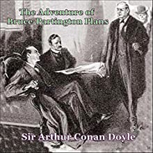 Sherlock Holmes: The Adventure of the Bruce-Partington Plans Audiobook by Arthur Conan Doyle Narrated by Chloe Mae Whitman