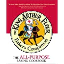 The King Arthur Flour Baker's Companion: The All-Purpose Baking Cookbook A James Beard Award Winner (King Arthur Flour Cookbooks)